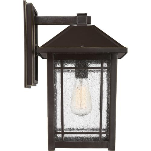 Quoizel - Cedar Point Outdoor Lantern in Palladian Bronze