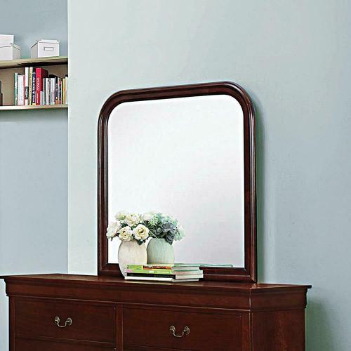 Coaster - Louis Philippe Red Brown Dresser Mirror
