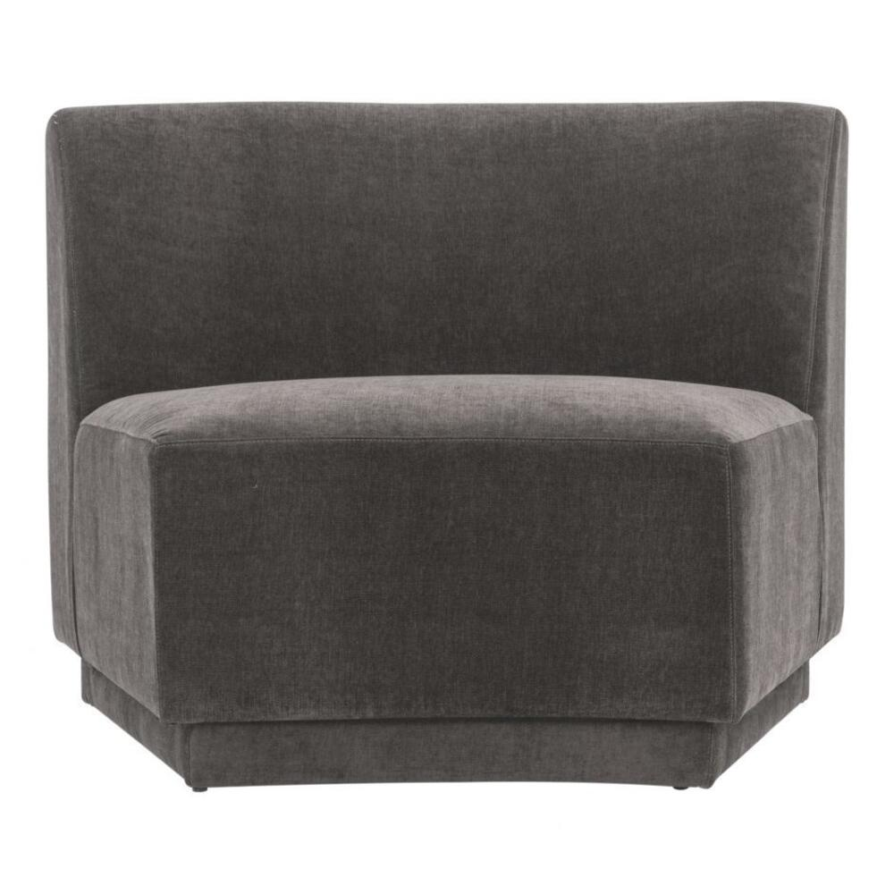 See Details - Yoon Slipper Chair Anthracite