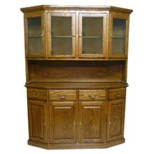 See Details - Forest Designs 60w Traditional Buffet & Hutch