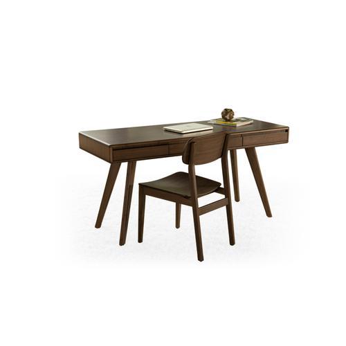 Greenington Fine Bamboo Furniture - Currant Writing Desk, Black Walnut