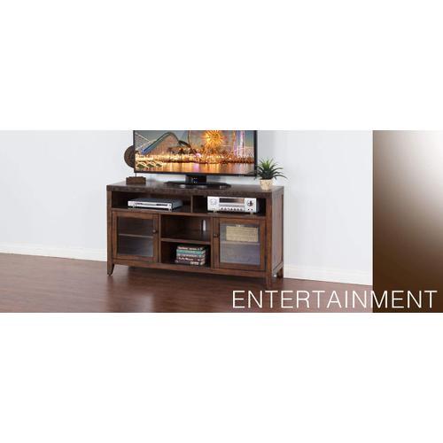 "Sunny Designs - Tuscany 62"" TV Console"