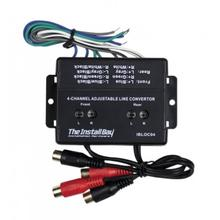 4 Channel 60 Watt Adjustable Level Convertor
