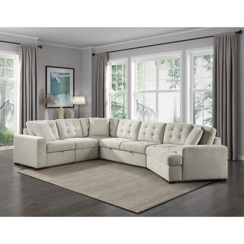 Gallery - Corner Seat with 1 Pillow