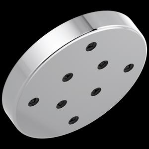 Chrome H 2 Okinetic ® Single-Setting Metal Raincan Shower Head Product Image