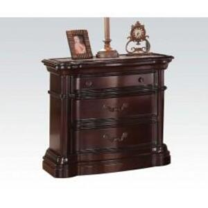Acme Furniture Inc - Nightstand W/marble Top