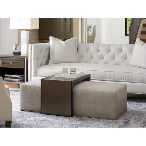 Lexington Furniture - Savona Cocktail Ottoman With Slide