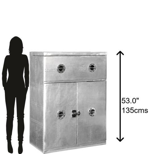 Product Image - 695-204 Metro Barkeep Wine & Bar Cabinet