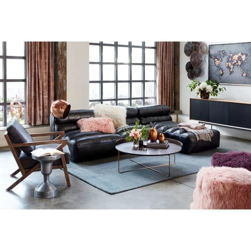 Moe's Home Collection - Ramsay Signature Modular Sectional Antique Black
