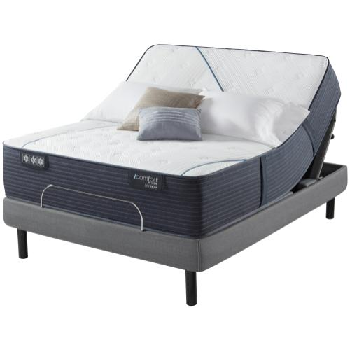 iComfort - CF4000 Quilted Hybrid - Firm - Twin