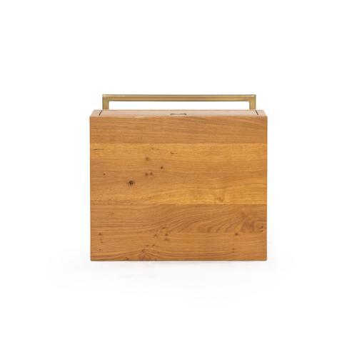 Carlisle C Nightstand-natural Oak