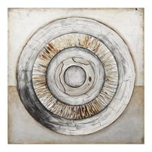 Ancient Rings Wall Décor