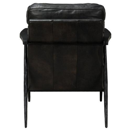 Classic Home - Christopher Club Chair Black