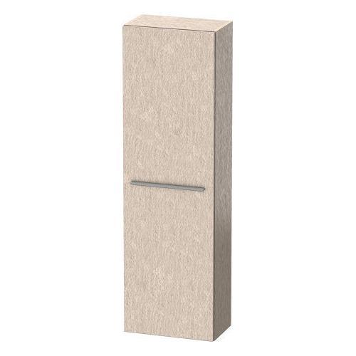 Duravit - Semi-tall Cabinet, Cashmere Oak