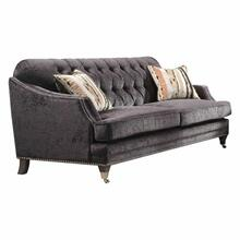 ACME Helenium Sofa w/2 Pillows - 50215 - Gray Chenille