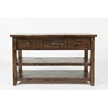 Artisan's Craft Sofa Table
