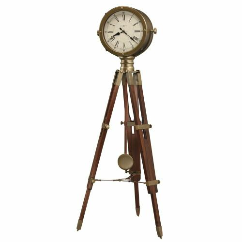 Howard Miller Time Surveyor Tripod Grandfather Clock 615080