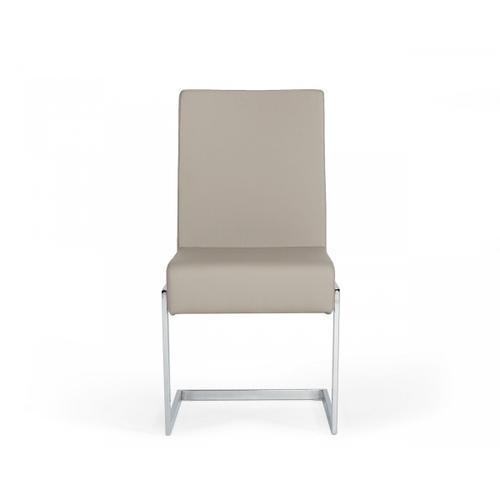VIG Furniture - Modrest Batavia - Modern Grey Dining Chair (Set of 2)