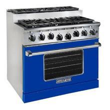 See Details - Saute/ Step Up Range Blue Color