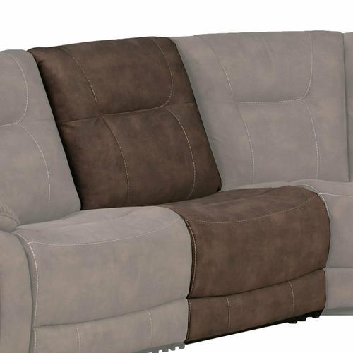 COOPER - SHADOW BROWN Armless Chair