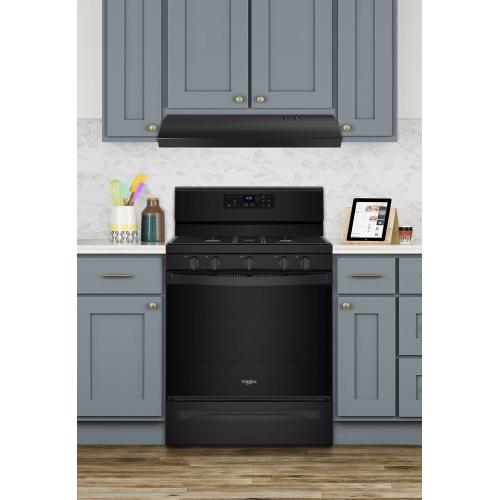 Maytag - 30-INCH VENTED UNDERCABINET HOOD