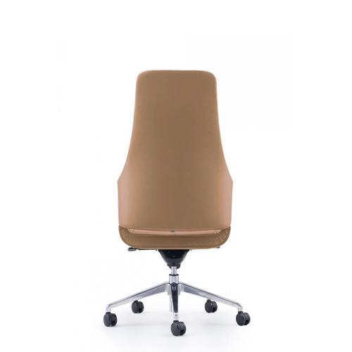 VIG Furniture - Modrest Merlo - Modern Brown High Back Executive Office Chair