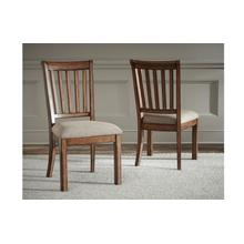 Oxford Place Slat Back Side Chair