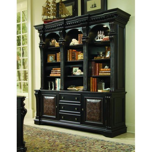 Hooker Furniture - Telluride Bookcase Hutch