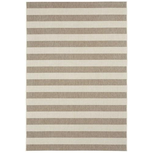"Finesse-Stripe Barley - Rectangle - 3'11"" x 5'6"""