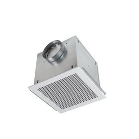 Broan® LOSONE SELECT 115 CFM High Capacity Ceiling Mount Ventilation Fan, Horizontal/Vertical, 0.9