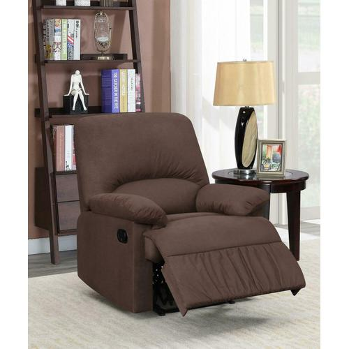 Coaster - Casual Chocolate Motion Recliner