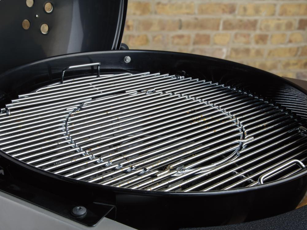 PERFORMER® CHARCOAL GRILL - 22 INCH BLACK Photo #5