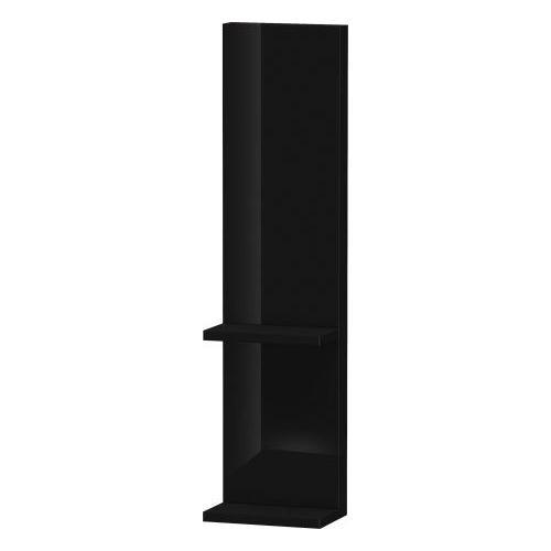 Duravit - Shelf Element, Black High Gloss (lacquer)