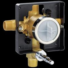 See Details - MultiChoice ® Universal Tub/Shower Rough Push-Button Diverter