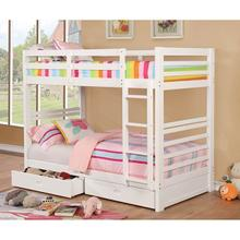 California IV Twin/Twin Bunk Bed
