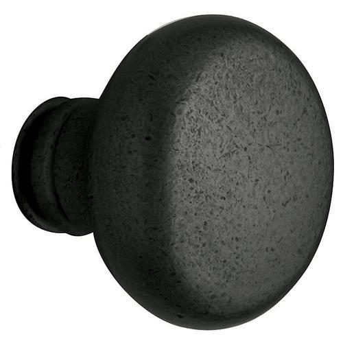 Baldwin - Distressed Oil-Rubbed Bronze 5015 Estate Knob
