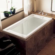 View Product - Evolution 72x36 inch Deep Soak Bathtub - White