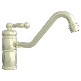 French Gold - PVD Single Handle Kitchen Faucet