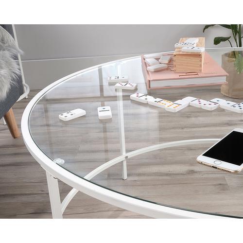 Sauder - Round Coffee Table