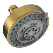 Satin Brass - PVD Multifunction Showerhead