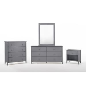 Zest Cases in Gray Finish
