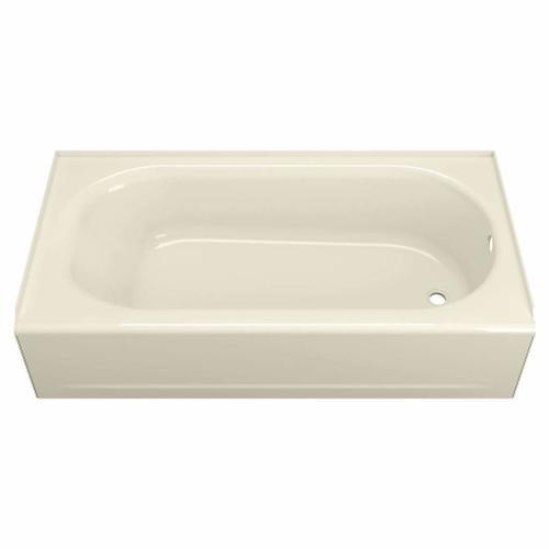American Standard - Princeton 60x30 inch Integral Apron Bathtub  American Standard - Bone