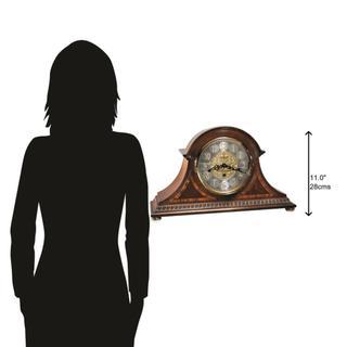 See Details - Howard Miller Webster Mantel Clock 613559