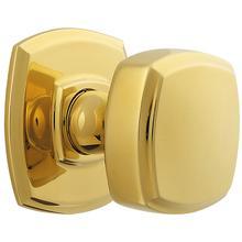 See Details - Lifetime Polished Brass 5011 Estate Knob