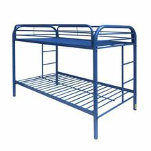 ACME Thomas Twin/Twin Bunk Bed - 02188BU - Blue