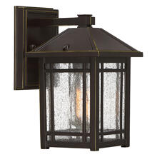 View Product - Cedar Point Outdoor Lantern in Palladian Bronze