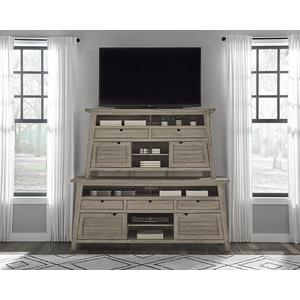 60 Inch Console - Linen Finish