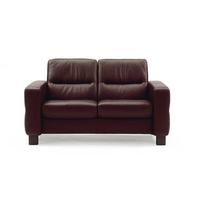 Stressless Wave Loveseat Low-back
