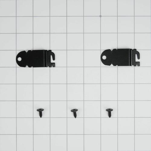 KitchenAid - Tall Tub Dishwasher Side Cabinet Bracket Kit - Other