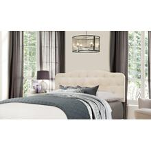 Nicole Headboard - King - Linen
